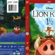 Lion King 1 1/2 (2017) R1 DVD Cover