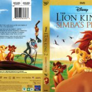 The Lion King 2: Simba's Pride (2017) R1 DVD Cover