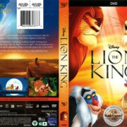 The Lion King (2017) R1 DVD Cover