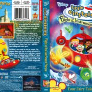Little Einsteins: Flight of the Instrument Fairies (2008) R1 DVD COver