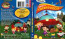Little Einsteins: Rocket's Firebird Rescue (2007) R1 DVD Cover