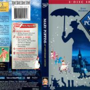 Mary Poppins (2004) R1 DVD Cover