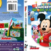 Mickey Mouse Clubhouse: Mickey's Sport-Y-Thon (2016) R1 DVD Cover