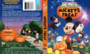 Mickey Mouse Clubhouse: Mickey's Treat (2007) R1 DVD Cover
