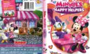 Minnie's Happy Helpers (2017) R1 DVD Cover
