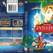 Peter Pan (2007) R1 DVD Cover