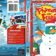 Phineas and Ferb: A Very Perry Christmas (2010) R1 DVD Cover