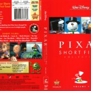 Pixar Short Films Collection Volume 1 (2007) R1 DVD Cover