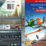 Planes (2013) R1 DVD Cover
