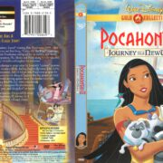 Pocahontas II: Journey to a New World (1998) R1 DVD Cover
