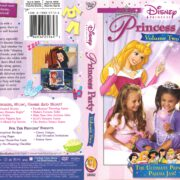Disney Princess Party Volume 2 (2005) R1 DVD Cover