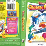 Quack Pack Volume 1 (2006) R1 DVD Cover