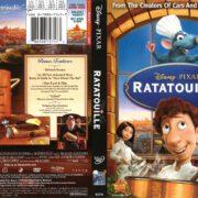 Ratatouille (2007) R1 DVD Cover
