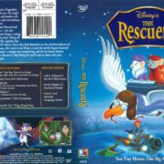 The Rescuers (1977) R1 DVD Cover