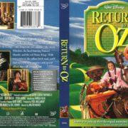 Return to Oz (2004) R1 DVD Cover