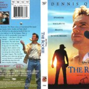 The Rookie (2002) R1 DVD Cover