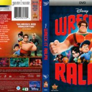 Wreck-It Ralph (2013) R1 DVD Cover