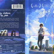 Your Name (2016) R1 Blu-Ray Cover & Labels