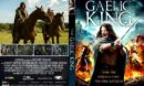 The Gaelic King (2017) R0 CUSTOM DVD Cover & Label