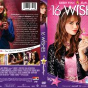 16 Wishes (2010) R1 DVD Cover
