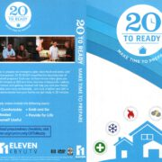 20 to Ready (2017) R1 DVD Cover