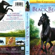 The Adventures of Black Beauty (1972) R1 DVD Cover