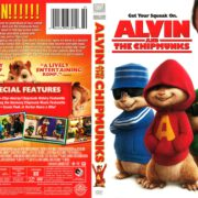 Alvin and the Chipmunks (2007) R1 DVD Cover