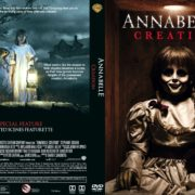 Annabelle Creation (2017) R1 Custom DVD Cover