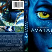 Avatar (2009) R1 DVD Cover