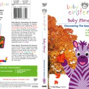 Baby Einstein: Baby Monet (2005) R1 DVD Cover