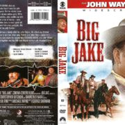 Big Jake (1971) R1 DVD Cover