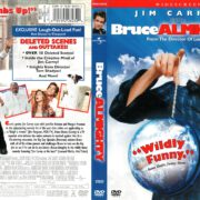 Bruce Almighty (2003) R1 DVD Cover