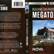Building Chernobyl's Megatomb (2017) R1 DVD Cover