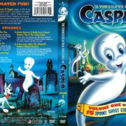 The Spooktacular New Adventures of Casper Volume 1 (2007) R1 DVD Cover