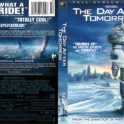 The Day After Tomorrow (2004) R1 DVD Cover