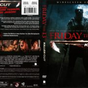Friday the 13th: Killer Cut (2009) R1 DVD Cover