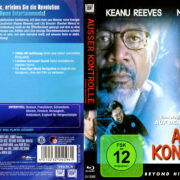 Ausser Kontrolle – Chain Reaction (1996) R2 German Blu-Ray Covers & Label