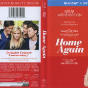 Home Again (2017) R1 Blu-Ray Cover & Labels