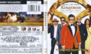 Kingsman: The Golden Circle (2017) R1 Blu-Ray Cover & Labels
