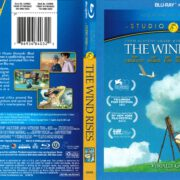 The Wind Rises (2014) R1 Blu-Ray Cover