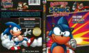 The Adventures of Sonic the Hedgehog Volume 1 (1993) R1 DVD Cover