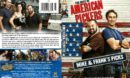 The Best of American Pickers (2011-2012) R1 DVD Cover
