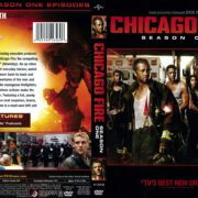 Chicago Fire Season 1 (2013) R1 DVD Covers