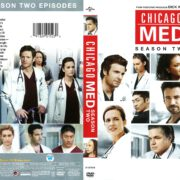 Chicago Med Season 2 (2017) R1 DVD Cover