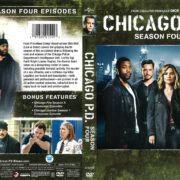 Chicago P.D. Season 4 (2017) R1 DVD Cover