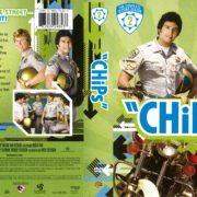 """ChiPs"" Season 2 (1979) R1 DVD Cover"
