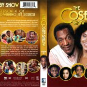 The Cosby Show Season 4 (2014) R1 Custom DVD Cover