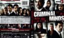 Criminal Minds Season 5 (2010) R1 DVD Covers