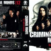 Criminal Minds Season 12 (2017) R1 DVD Covers