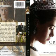 The Crown Season 1 (2016) R1 DVD Cover